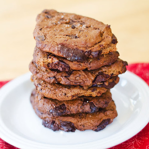 Giant Sunbutter & Chocolate Chunk Cookies