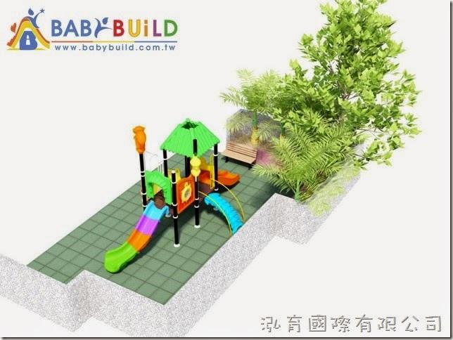 BabyBuild 歡樂遊具設計規劃