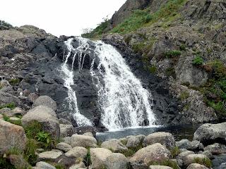 Sourmilk Gill Waterfall