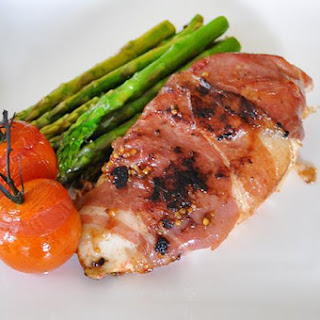 Sundried Tomato Mustard Stuffed Chicken