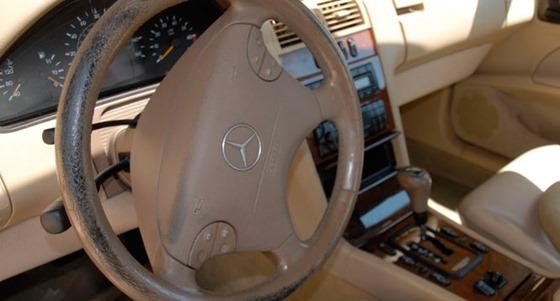 used_steering_wheel