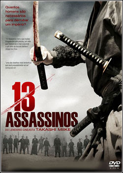 13 Assassinos – AVI Dual Áudio