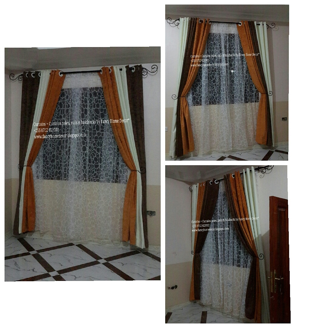 Fancy Home Decor My Project Curtains And Curtain Rods Poles Holdbacks Pillows And Cushion