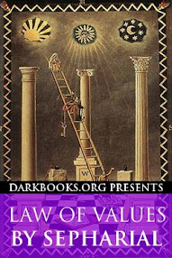 Cover of Sepharial's Book Law of Values