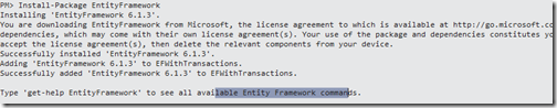 entity-framework-transaction-nuget-package