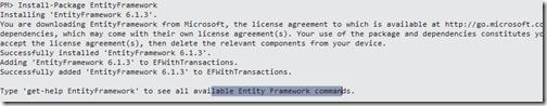 entity-framework-transaction-nuget-package