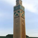 Tallest Minaret (689ft) in the World - Casablanca, Morocco