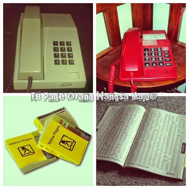 Telefon Telekom Yellow Pages dan Daftar Nombor Telefon