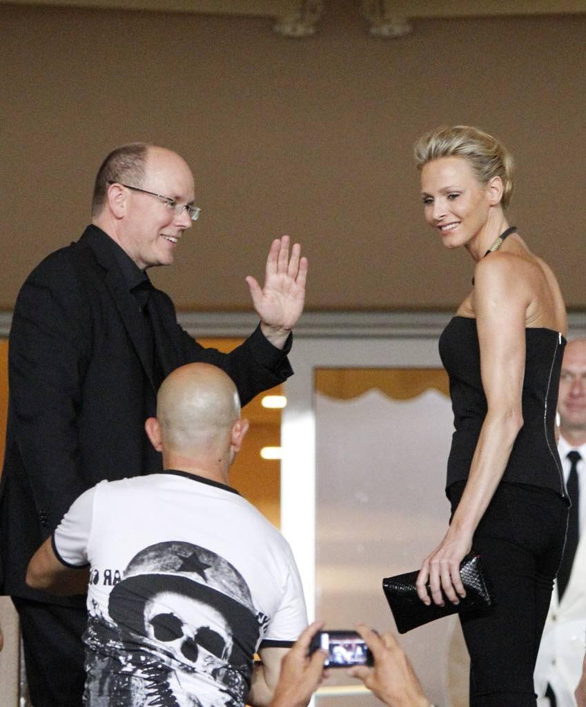 Monaco palace releases wedding