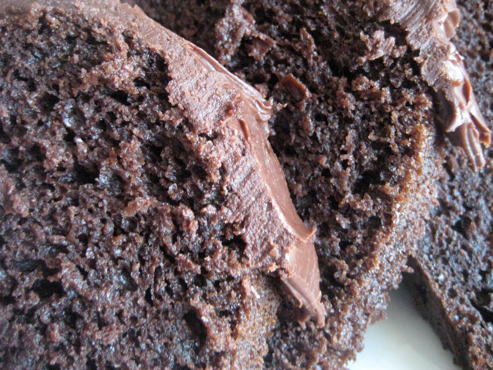 Chocolate Bundt Cake with