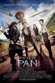 Baixar Filme Peter Pan (2015) Dublado Torrent Grátis