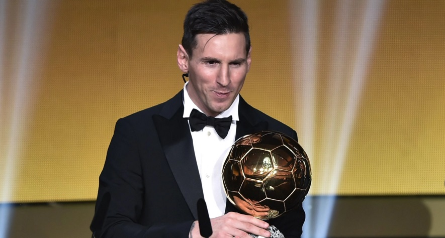 messi balon dor 2016
