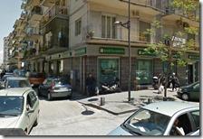 Banco di Napoli sul Corso Secondigliano