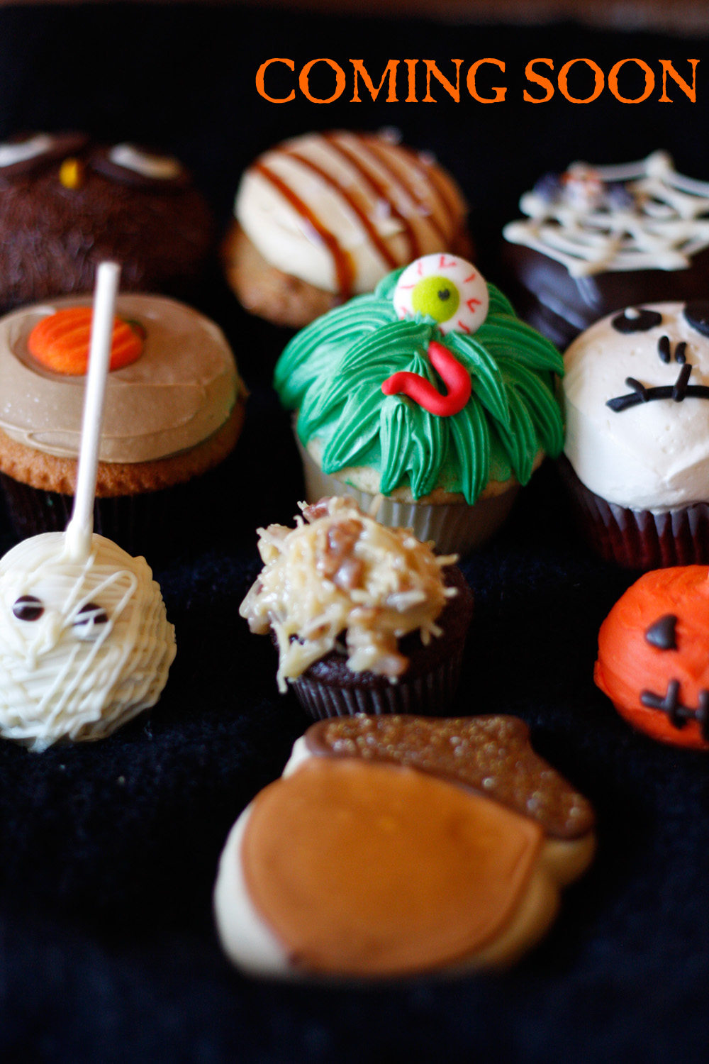 HALLOWEEN TREATS!