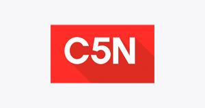 C5N en Vivo por Internet - Televisión Argentina