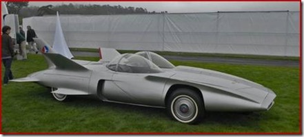 1959 GM FIREBIRD III