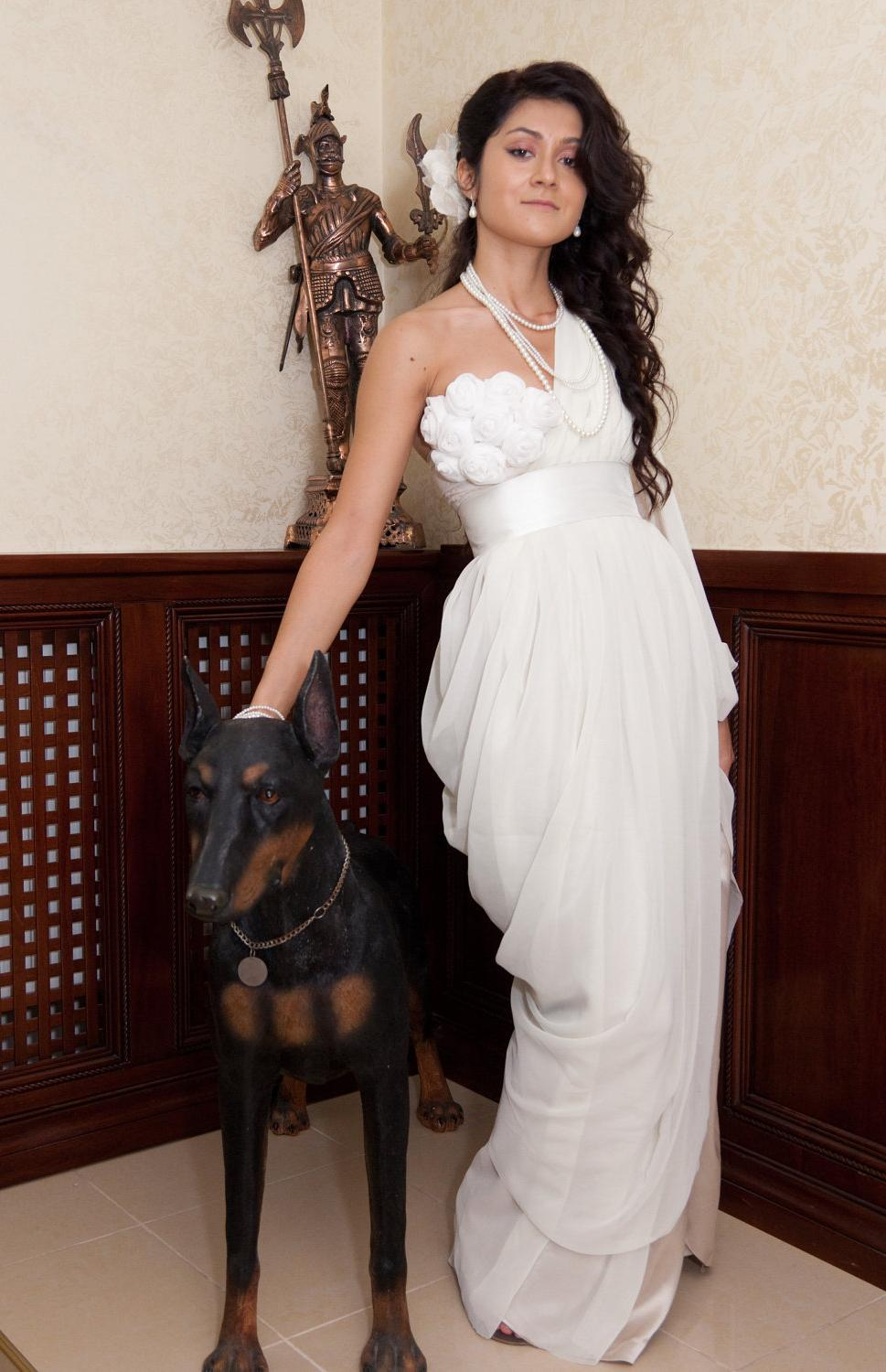 JOSEPHINE ivory wedding dress  CUSTOM . From lauragalic