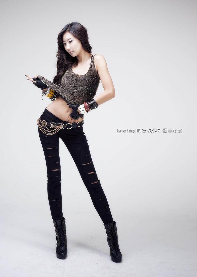 Park Hyun Sun, She Will Rock