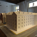 Familistère : musée, maquette
