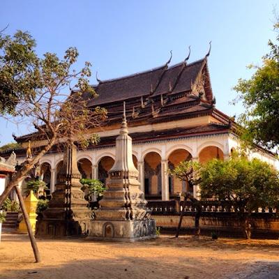 Wat Bo Siem Reap
