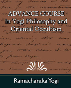Cover of Yogi Ramacharaka's Book Yogi Philosophy