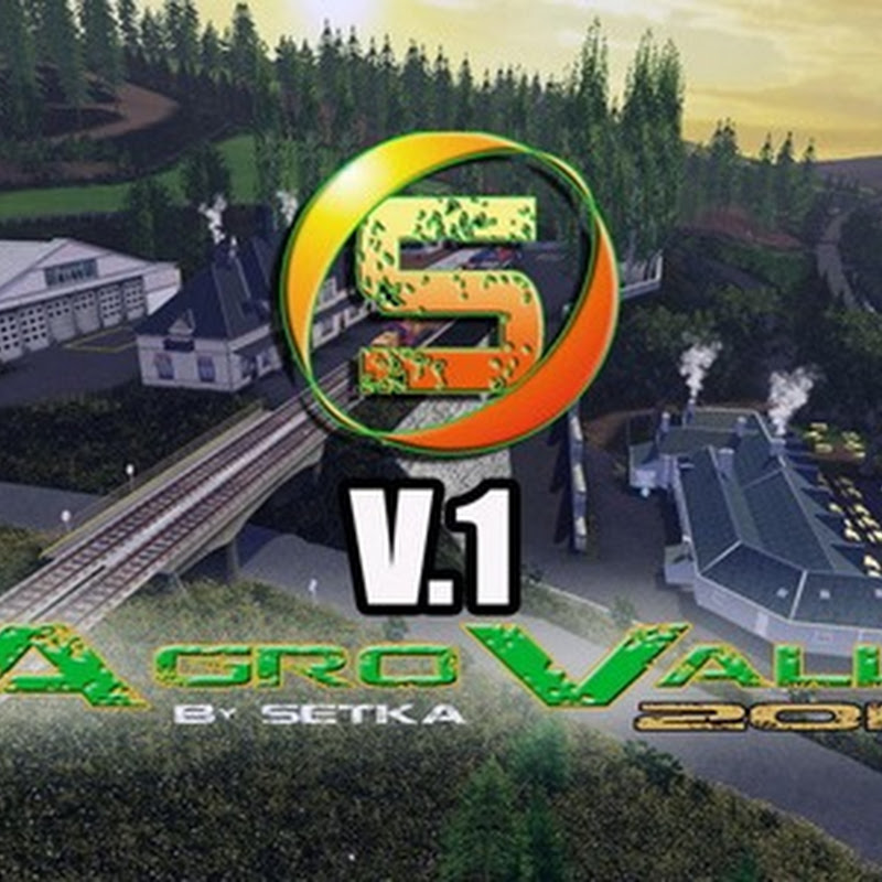 Farming simulator 2015 - Agro Valle v 2.0