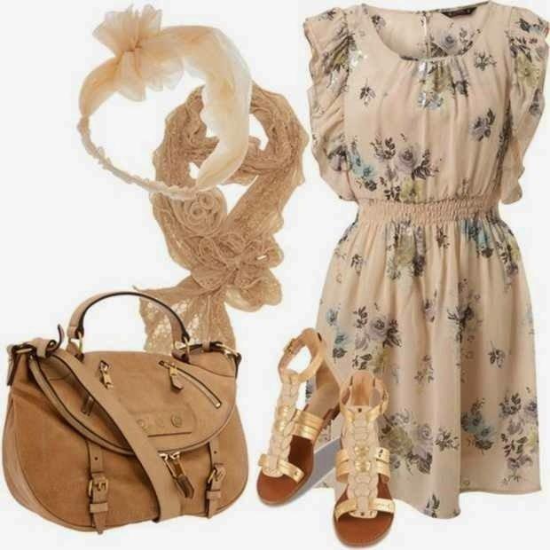 Как правило, в одежде в романтическом стиле используют длину рукава три четверти, рукав-фонарик либо колокол