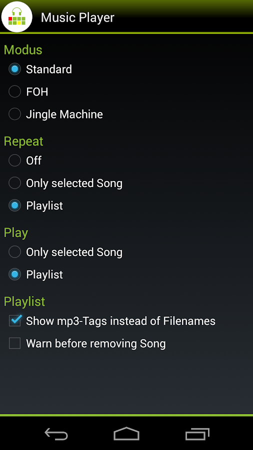Music Player Pro Screenshot 18