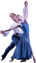Photo:   American Repertory Ballet, Princeton Ballet School<br />DOUGLAS MARTIN, Artistic Director<br /> Mary Barton<br />Ballet Master and Resident Choreographer<br />Photo Call/photographed: Thursday, April 23, 2015; 8:00 PM at Union County Performing Arts Center; Rahway, New Jersey;<br />Photograph: © 2015 Richard Termine  PHOTO CREDIT - Richard Termine