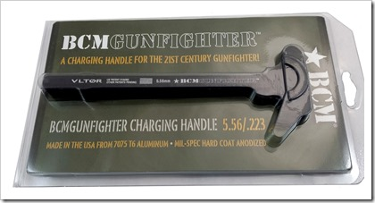 Charging Handle in Packaging (Large)