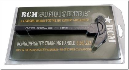 Charging Handle in Packaging (Large)