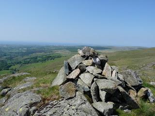 Buckbarrow summit to Sellafield