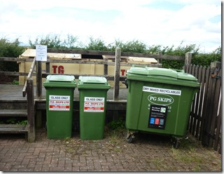 6 decent recycling at grindley brook
