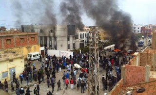 La classe politique réagit aux événements de Ghardaia, «C'est gravissime et inacceptable»
