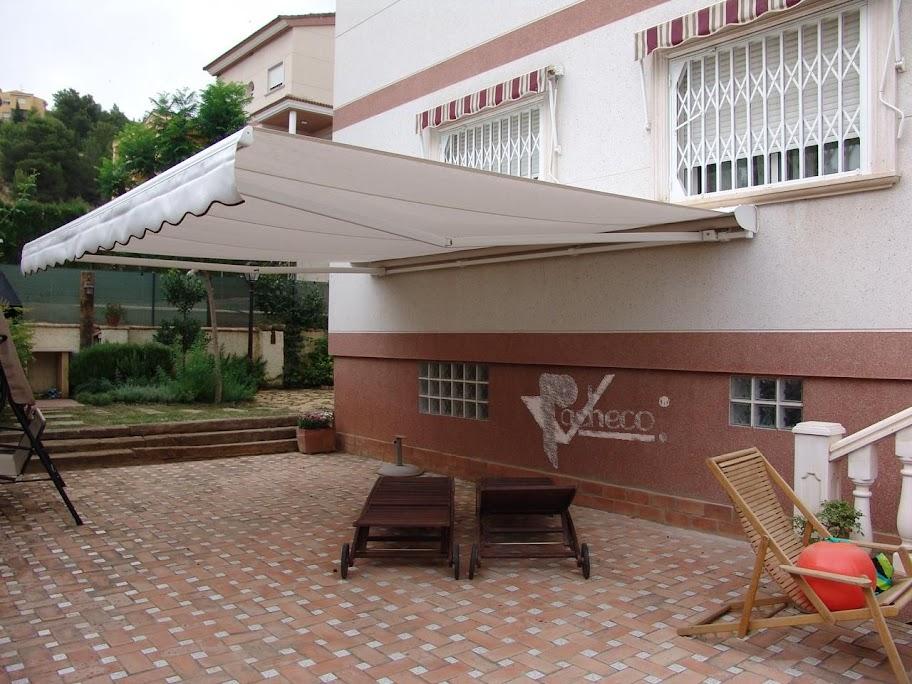 toldos terraza impermeables