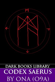Cover of Order of Nine Angles's Book Codex Saerus (O Livro Negro de Satan, in Portuguese)