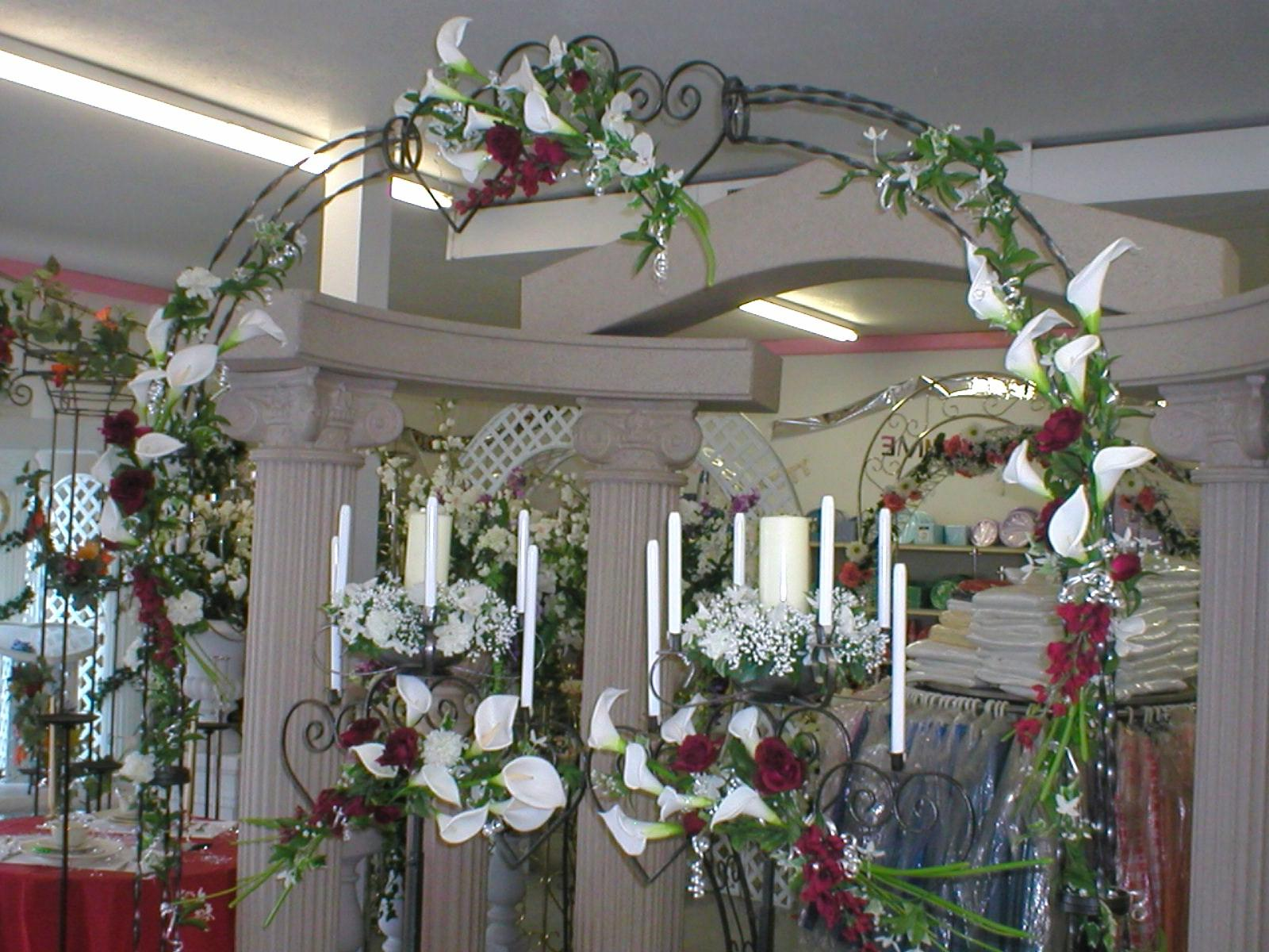 Wedding Rental     Arches