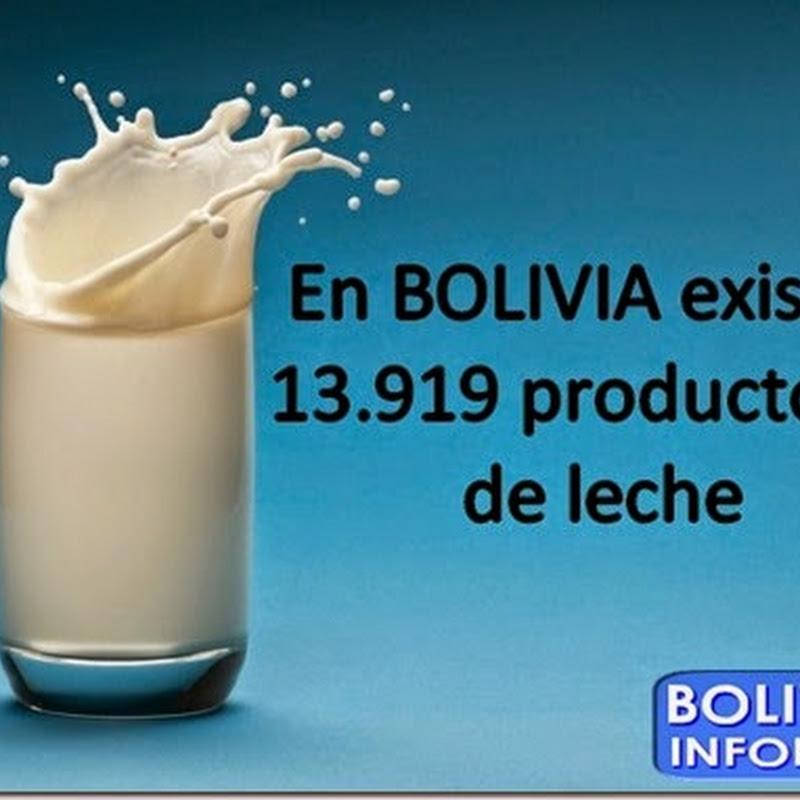 Encuesta revela escasa mecanización en sector lechero