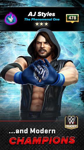 WWE Champions - Free Puzzle RPG Game screenshot 4