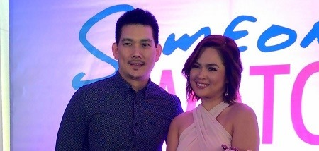 Richard Yap and Judy Ann Santos