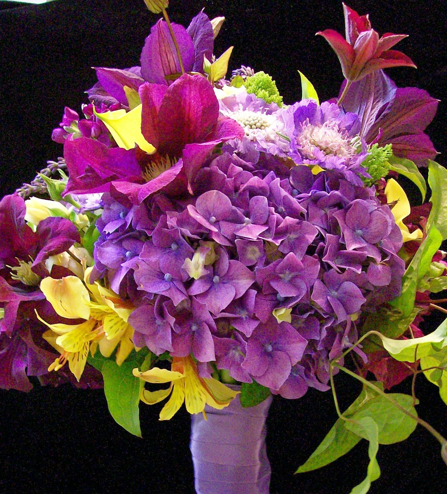 Wedding Bouquets November 26,