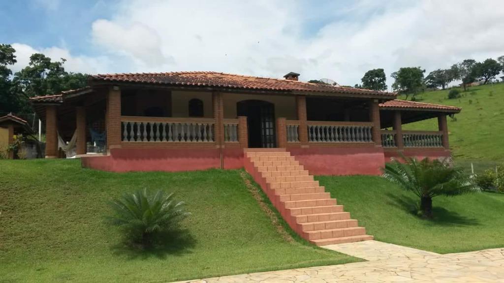 Chácara à venda, 1800 m² por R$ 550.000,00 - Lavras de Cima - Socorro/SP