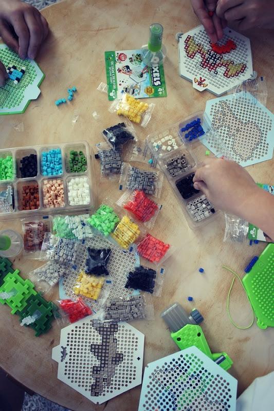 qixels beads