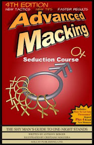 Cover of Anthony Berger's Book Advanced Macking