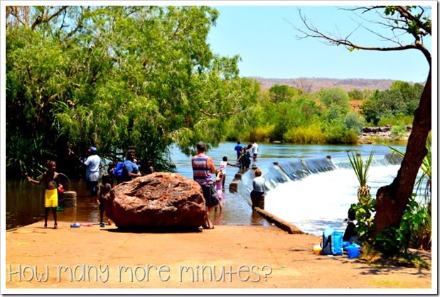 Ivanhoe Crossing | How Many More Minutes?