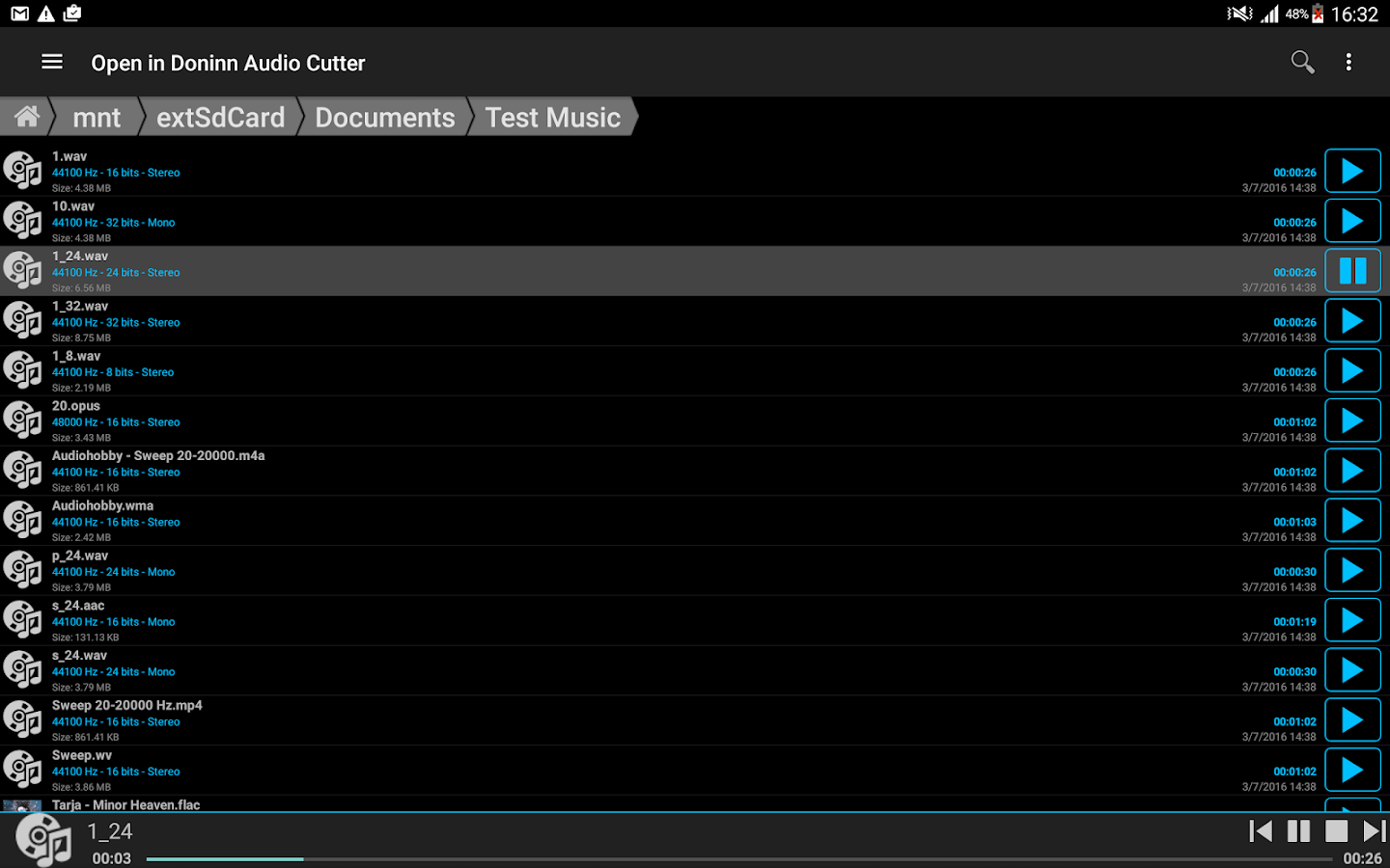 Doninn Audio Cutter Screenshot 8