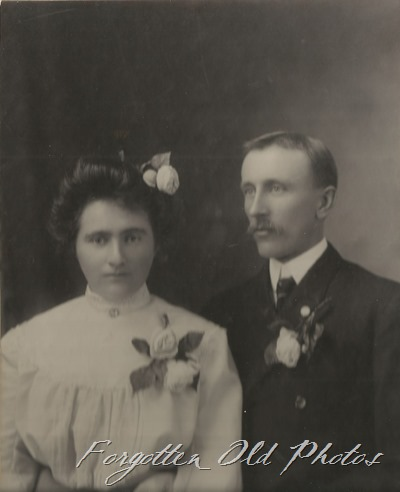 Johanna and Lewis Laporte Ant