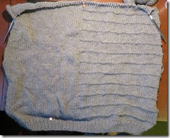 Gale Sweater - Front -Decreases