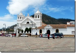 Kirche, Convent und Museum La Recoleta