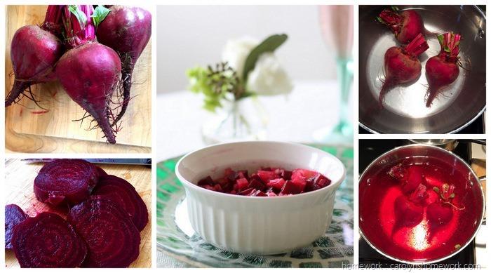 Beet & Apple Salsa Recipe via homework